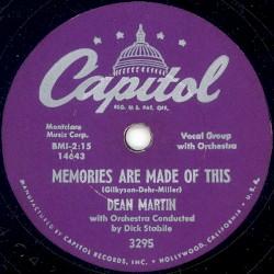 Dean Martin - Memories Are Made of This w Retro Café