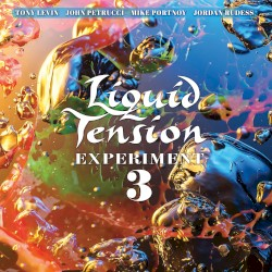 LTE3 (Deluxe Edition) by Liquid Tension Experiment
